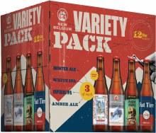 New Belgium Variety 12pk 12oz Bottles