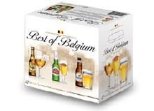 New Belgium Best of Belgium Sampler 6pk 12oz Bottles