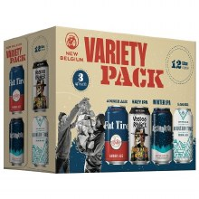 New Belgium Seasonal Variety 12pk 12oz Cans