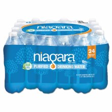 Niagara Water 24pk 16.9oz Bottles