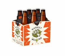 Troegs Nugget Nector Once A Year Ale 6pk 12oz Bottles
