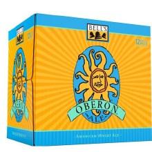 Bell's Oberon American Wheat Ale 12pk 12oz Bottles