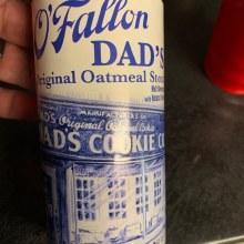 OFallon Dads Original Oatmeal Cookie Stout 16oz Can