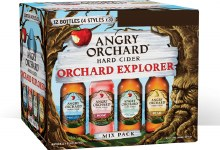 Angry Orchard Variety 12pk 12oz  Bottles