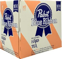 Pabst Peach Tea 6pk 12oz Cans
