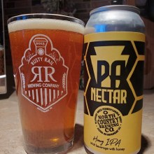 North Country PA Nectar Honey Ale 16oz Can