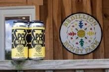 North Country PA Nectar Honey IPA 4pk 16oz Cans