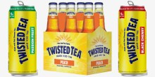 Twisted Tea Passion Fruit 24oz Can