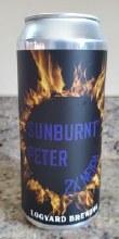 Logyard Sunburnt Peter 2X NEIPA 16oz Can