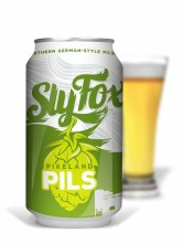 Sly Fox Pikeland Pils 12oz Can