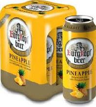 Burgkopf Pineapple Belgian Stlye Ale 4pk 16oz Cans