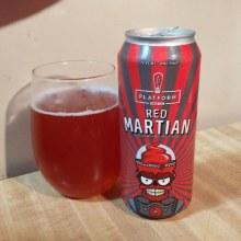 Platform Red Martian Sour Ale 4pk 16oz Cans
