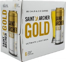 Saint Archer Gold 6pk 12oz Can