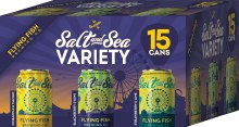 Flying Fish Salt and Sea Variety 15pk 12oz Cans