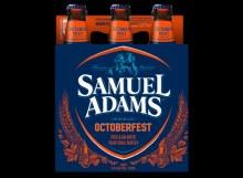 Sam Adams Oktoberfest Lager 6pk 12oz Bottles