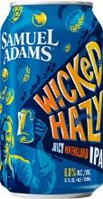 Sam Adams Wicked Hazy Juicy New England IPA 6pk 12oz Cans