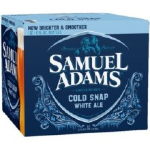 Sam Adams Cold Snap White Ale 12pk 12oz Bottles