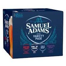 Sam Adams Summer Variety 12pk 12oz Bottles