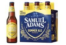 Sam Adams Summer Citrus Wheat Ale 6pk 12oz Bottles