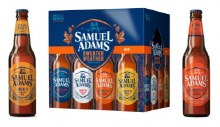 Sam Adams Sweater Weather Fall Variety 12pk 12oz Bottles