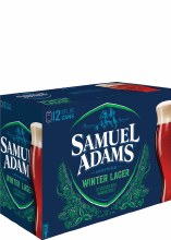 Sam Adams Winter Lager 12pk 12oz Cans