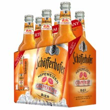Schofferhofer Grapefruit Bier 6pk 11.2oz Bottles