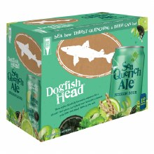 Dogfish Head Sea Quench Ale Session Sour 12pk 12oz Cans