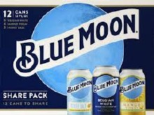 Blue Moon Share Variety 12pk 12oz Cans