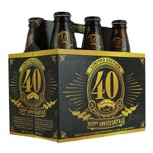 Sierra Nevada 40th Hoppy Anniversary Ale 6pk 12oz Bottles