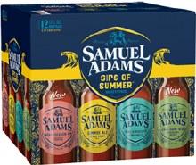 Sam Adams Sips of Summer Variety 12pk 12oz Bottles