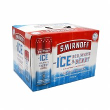 Smirnoff Ice Red White & Berry 12pk 12oz Cans