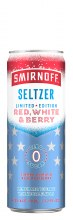 Smirnoff Ice Smash Red White and Berry 24oz Can