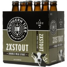Southern Tier 2X Double Milk Stout 6pk 12oz Bottles