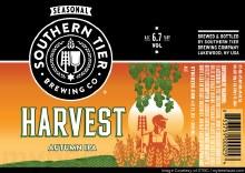 Southern Tier Harvest Autumn IPA 6pk 12oz Bottles