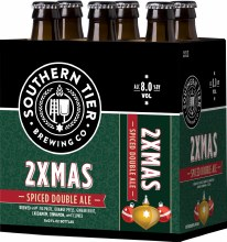 Southern Tier 2XMAS Spiced Double Ale 6pk 12oz Bottles