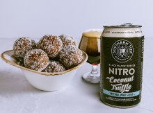 Southern Tier Blackwater Series Nitro Coconut Truffle Imperial Milk Stout 9.6oz Can