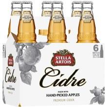 Stella Cidre 6pk 12oz Bottles