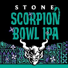 Stone Scorpion Bowl IPA 6pk 12oz Cans