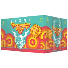 Stone Neverending Haze IPA 6pk 12oz Cans