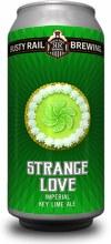 Rusty Rail Strange Love Imperial Key Lime Ale 16oz Can