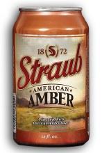 Straub Amber 15pk 12oz Cans