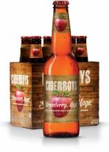 Ciderboys Strawberry Magic Hard Cider 6pk 12oz Bottles