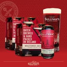 Sullivan's Maltings Irish Ale 4pk 14.9oz Cans