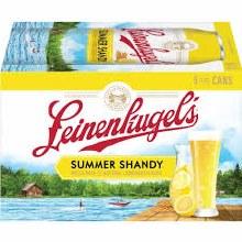 Leinenkugel Summer Shandy 6pk 12oz Cans
