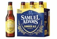 Sam Adams Summer Ale 6pk 12oz Bottles