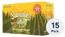 Breckenridge Summer Pils Bright Bohemian Style Pilsner 15pk 12oz Cans