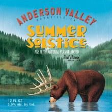Anderson Valley Summer Solstice 6pk 12oz Bottles