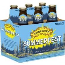 Sierra Nevada Summerfest Lager 6pk 12oz Bottles