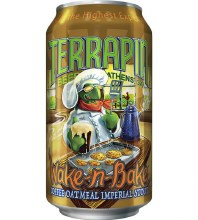 Terrapin Wake N Bake Coffee Oatmeal Imperial Stout 6pk 12oz Cans