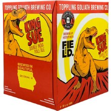 Toppling Goliath King Sue Double IPA 4pk 16oz Cans
